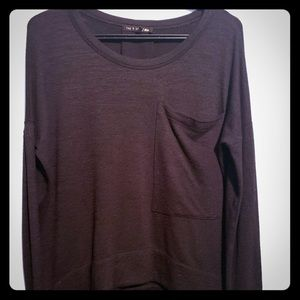 Rag and Bone Black top